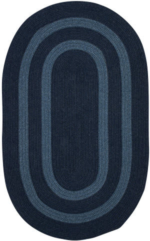 Colonial Mills Graywood Gw53 Navy Area Rug