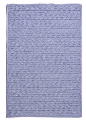 Colonial Mills Simply Home Solid H533 Amethyst Area Rug