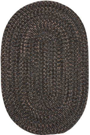 Colonial Mills Hayward Hy29 Charcoal Area Rug