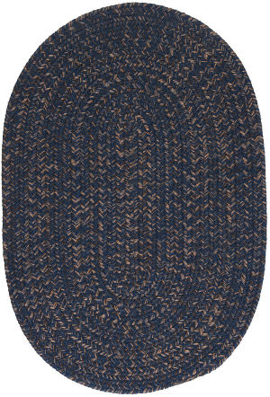 Colonial Mills Hayward Hy59 Navy Area Rug