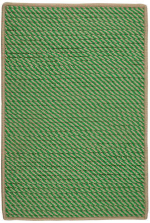 Colonial Mills Point Prim Im63 Leaf Green Area Rug