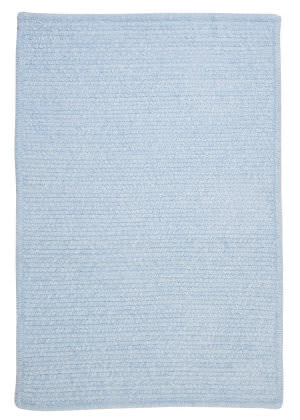 Colonial Mills Simple Chenille M502 Sky Blue Area Rug