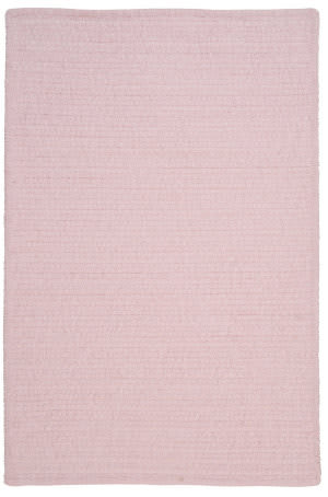 Colonial Mills Simple Chenille M702 Blush Pink Area Rug