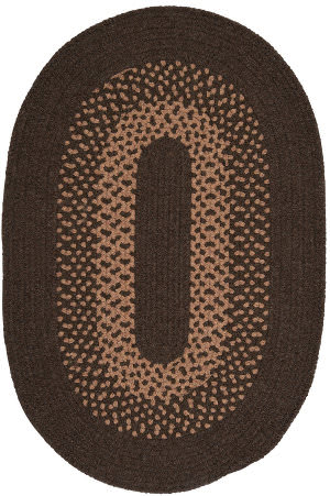 Colonial Mills Madison Md84 Roasted Brown Area Rug