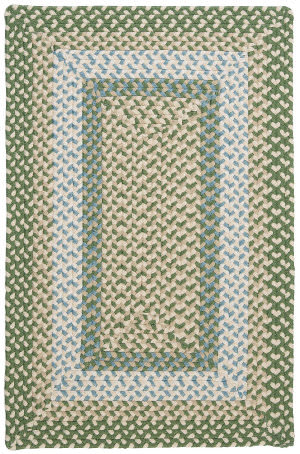 Colonial Mills Montego Mg19 Lily Pad Green Area Rug