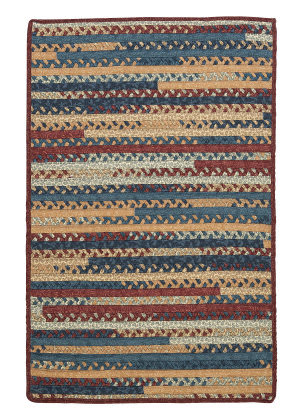 Colonial Mills Market Mix Mm02 Summer Area Rug
