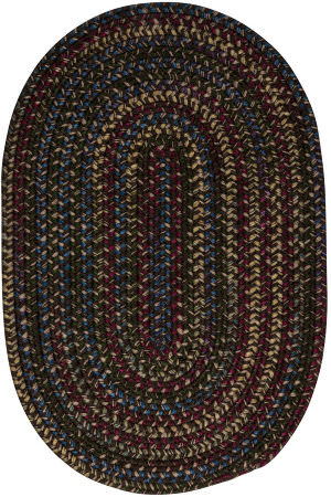 Colonial Mills Midnight Mn37 Java Area Rug