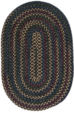 Colonial Mills Midnight Mn47 Carbon Area Rug