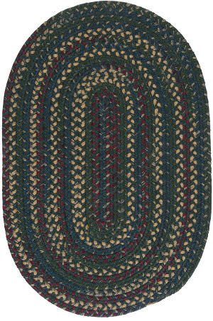 Colonial Mills Midnight Mn77 Deep Forest Area Rug