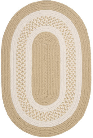 Colonial Mills Crescent Nt81 Linen Area Rug