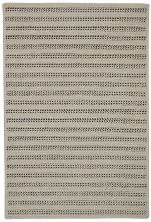 Colonial Mills Sunbrella Booth Bay Oo19 Black Area Rug