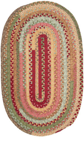 Colonial Mills Olivera Ov69 Light Parsley Area Rug