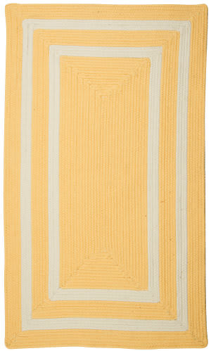 Colonial Mills La Playa Py31 Sun Yellow Area Rug