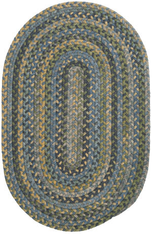 Colonial Mills Rustica Ru50 Whipple Blue Area Rug