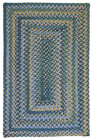 Colonial Mills Ridgevale Rv50 Whipple Blue Area Rug