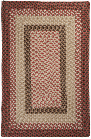 Colonial Mills Tiburon Tb79 Rusted Rose Area Rug