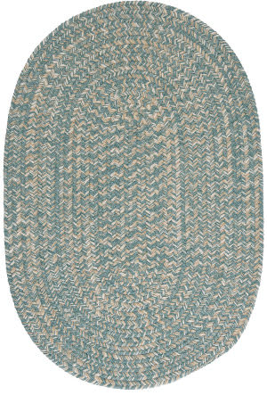 Colonial Mills Tremont Te49 Teal Area Rug