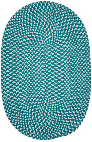 Colonial Mills Confetti Ti57 Teal Area Rug