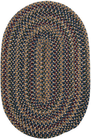 Colonial Mills Twilight Tl50 Federal Blue Area Rug