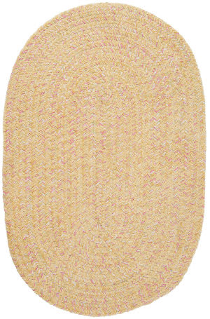 Colonial Mills West Bay Wb31 Banana Tweed Area Rug
