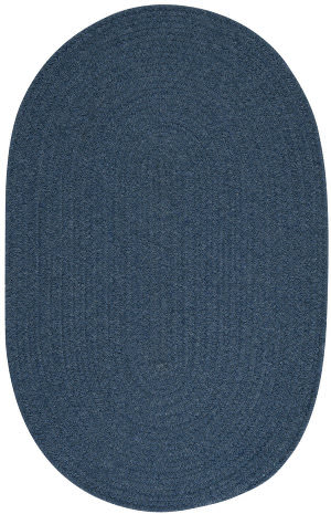 Colonial Mills Bristol Wl01 Federal Blue Area Rug