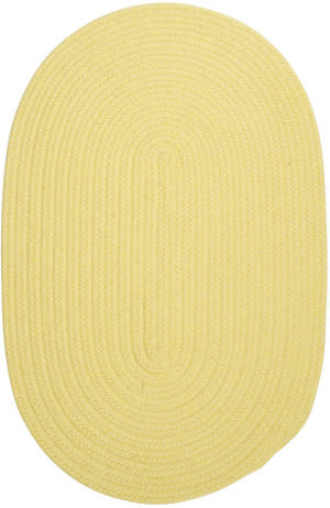 Colonial Mills Bristol Wl14 Yellow Area Rug