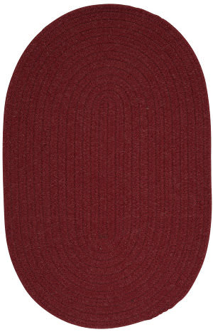 Colonial Mills Bristol Wl52 Holly Berry Area Rug