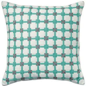 Company C Starboard Pillow 10176k Aqua