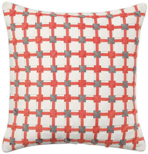 Company C Starboard Pillow 10176k Coral