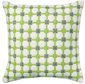 Company C Starboard Pillow 10176k Lime