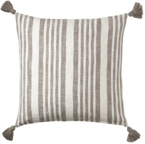 Company C Flagstone Pillow 10775 Pewter