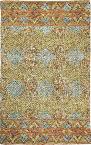 Company C Canyon 10788 Terracotta Area Rug