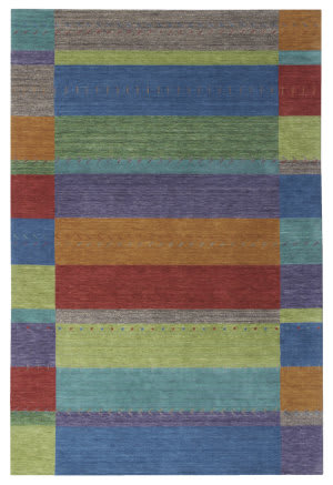 Company C Gemstones 10920 Multi Area Rug