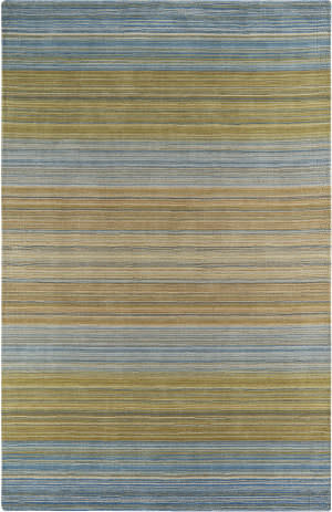 Company C Colorfields Seacoast 19320 Blue Area Rug