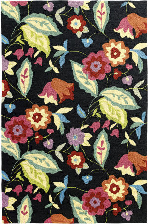 Company C Samantha 19241 Black Area Rug