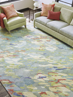 Company C Reflections 10259 Multi Area Rug