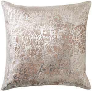 Company C Mica Pillow 19257k Platinum