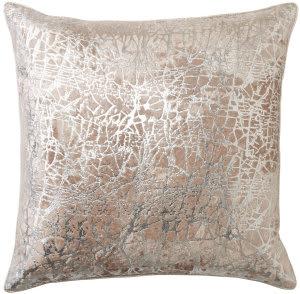 Company C Mica Pillow 19257k Platinum