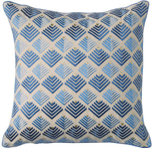 Company C Prism Pillow 19551k Blue