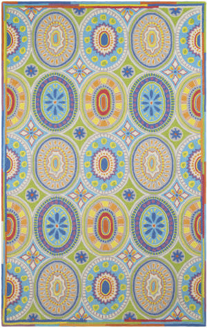 Company C High Jinks 10257 Multi Area Rug