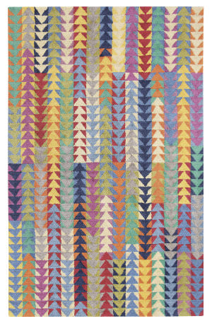 Company C Vintage Quilt 10303 Multi Area Rug