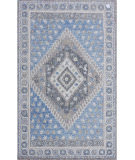 Company C Colorfields Denim Daze 10750 Blue Area Rug