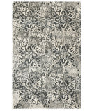 Company C Stone Wall 10755 Black Area Rug