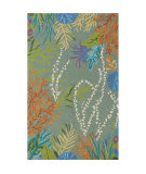 Company C Under The Sea 10772 Lake Area Rug