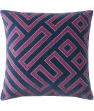 Company C Maze Pillow 10832 Navy