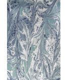 Company C Colorfields Sea Mist 10898 Lake Area Rug