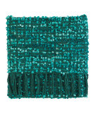 Company C Park Throw 18790 Teal Area Rug