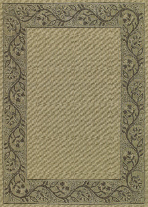 Couristan Five Seasons Tuscana Cream - Brown Area Rug