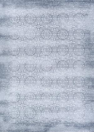 Couristan Marina Unison Slate Blue - Pearl Area Rug