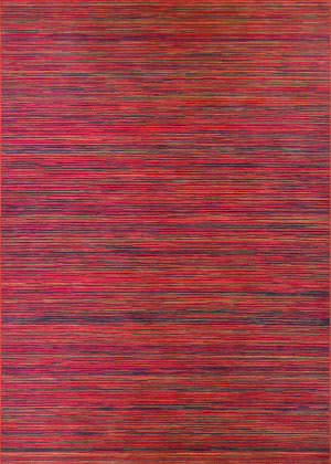 Couristan Cape Hinsdale Crimson - Multi Area Rug